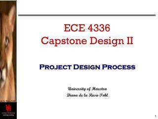 ECE 4336 Capstone Design II