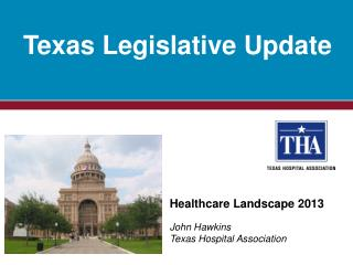 Texas Legislative Update