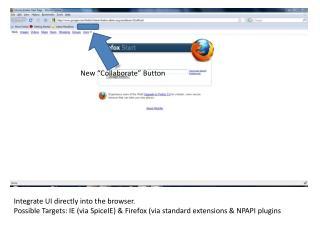 """New """"Collaborate"""" Button"""