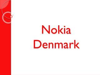 Nokia Denmark