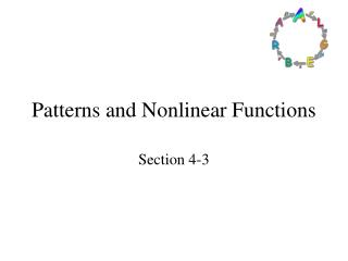 Patterns and Nonlinear Functions