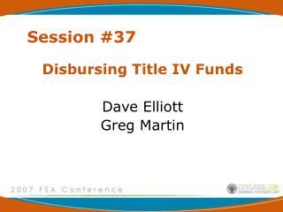 Session 37