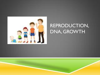 Reproduction, DNA, Growth