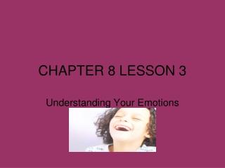 Lesson 3:  Fear  Respect