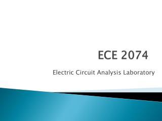 ECE 2074