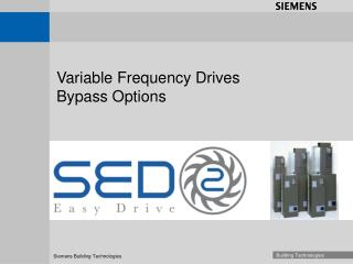 Variable Frequency Drives Bypass Options