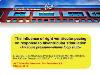 The influence of right ventricular pacing on response to biventricular stimulation
