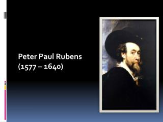 Peter Paul Rube n s