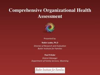 Comprehensive Organizational Health Assessment