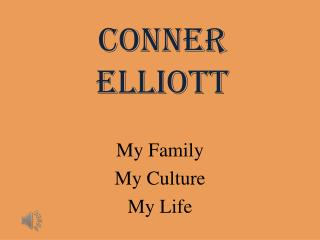 Conner Elliott