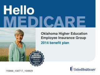 Oklahoma Higher Education Employee Insurance Group 2014  benefit plan