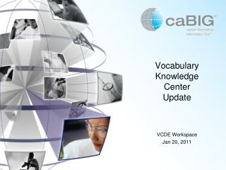 Vocabulary Knowledge Center  Update