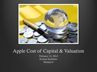 Apple Cost of Capital & Valuation