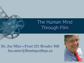 The Human Mind  Through Film