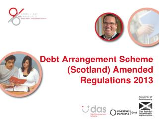 Debt Arrangement Scheme (Scotland) Amended Regulations 2013