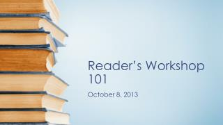 Reader's Workshop 101