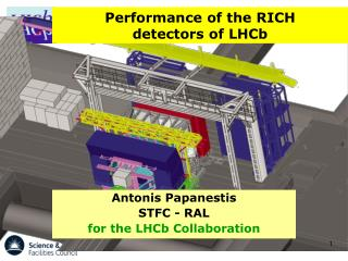 Performance of the RICH  detectors of LHCb