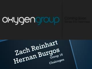 Zach Reinhart Hernan Burgos