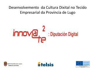 Desenvolvemento   da Cultura  Dixital  no  Tecido  Empresarial da Provincia de  Lugo