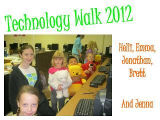 Technology Walk 2012