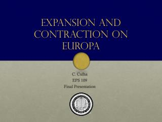 Expansion and Contraction on Europa