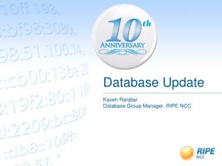 Database Update