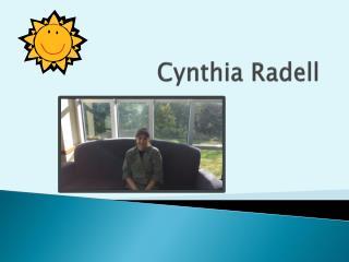 Cynthia Radell