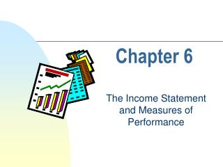 The Income Statement and Measures of Performance