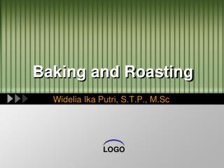 Baking and Roasting