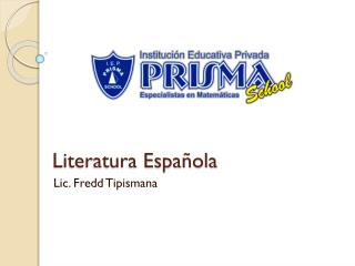Literatura Espa�ola