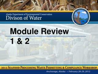 Module Review 1 & 2
