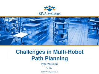 Challenges in Multi-Robot  Path Planning