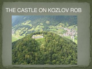 THE CASTLE  ON  KOZLOV ROB