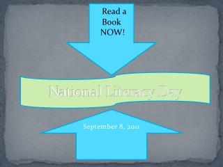 National Literacy Day
