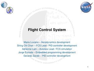Flight Control System