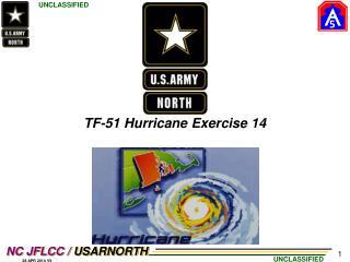 TF-51 Hurricane Exercise 14