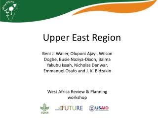 Upper East Region