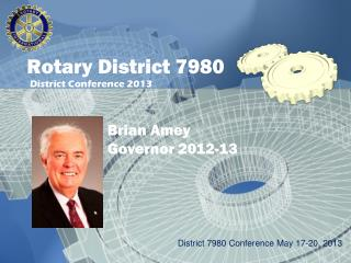 Rotary District 7980