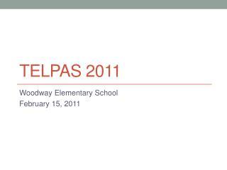 TELPAS 2011