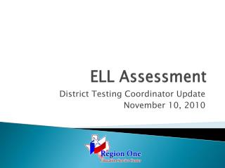 ELL Assessment