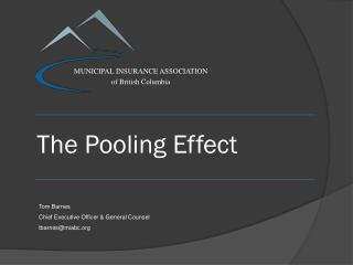 The Pooling Effect