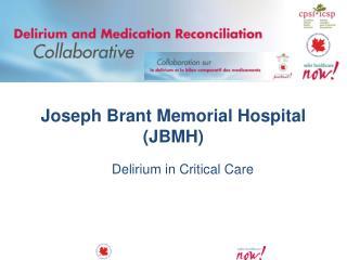 Joseph Brant Memorial Hospital (JBMH)