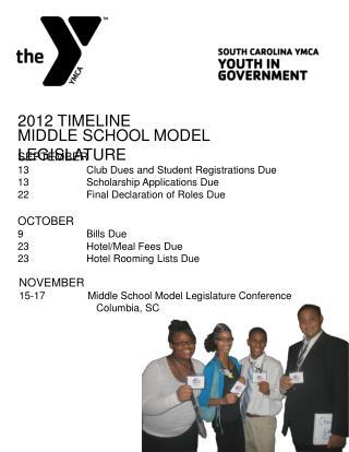 2012 TIMELINE