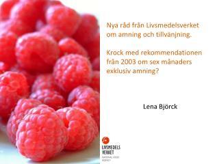 Lena Björck