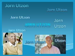 J � rn  Utzon