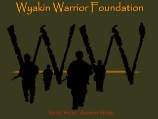 Wyakin Warrior Foundation