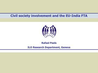 Civil society involvement and the EU-India FTA