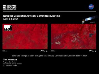 National Geospatial Advisory Committee Meeting April 1-2, 2014