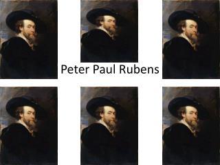 P eter  P aul Rubens
