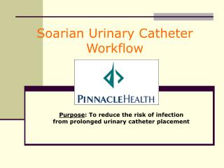 Soarian Urinary Catheter Workflow